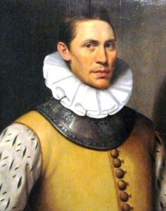 Dirck van Os, mede-oprichter van de VOC (1556-1615)